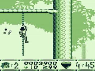 Le Livre de la Jungle Gameboy
