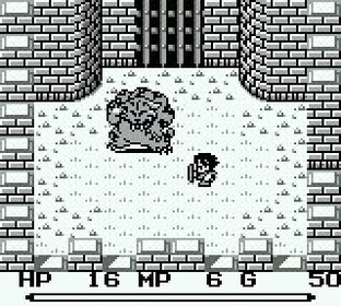 Images Mystic Quest Gameboy - 1