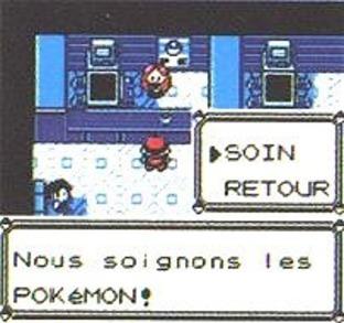 Test Pokémon Version Rouge Gameboy - Screenshot 2