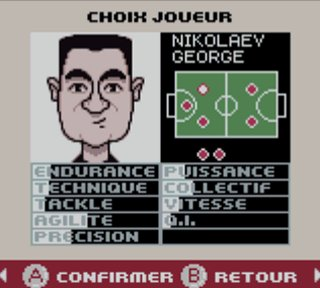 Images Pocket Soccer Gameboy - 2