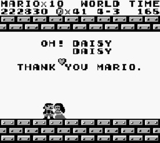 Oldies : Super Mario Land
