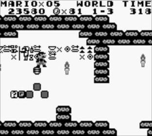 Super Mario Land G.BOY - Screenshot 101