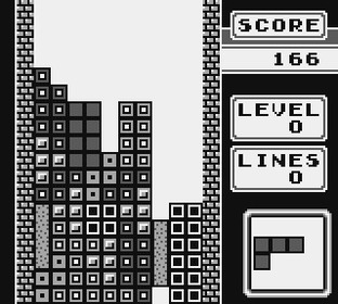 Test Tetris Gameboy - Screenshot 6