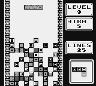 Test Tetris Gameboy - Screenshot 7