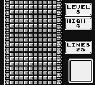 Test Tetris Gameboy - Screenshot 8
