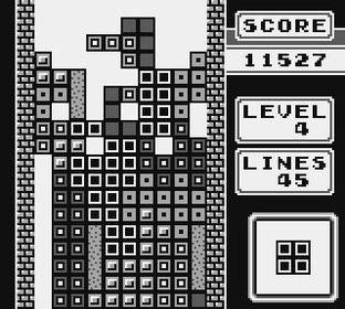 Test Tetris Gameboy - Screenshot 9