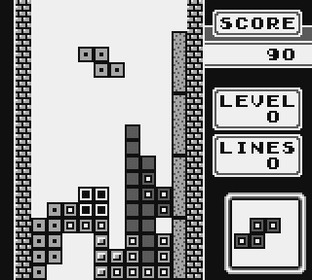 Test Tetris Gameboy - Screenshot 10