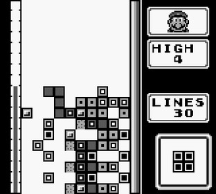 Test Tetris Gameboy - Screenshot 13