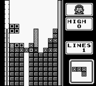 Test Tetris Gameboy - Screenshot 14