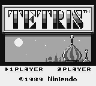 Test Tetris Gameboy - Screenshot 15