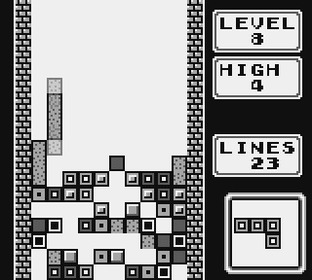 Test Tetris Gameboy - Screenshot 16