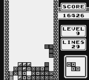 Test Tetris Gameboy - Screenshot 17