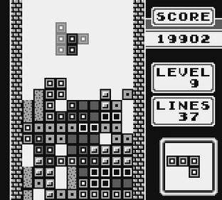 Test Tetris Gameboy - Screenshot 18