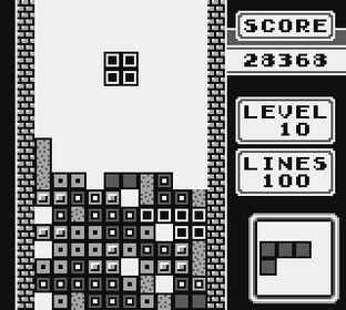 Test Tetris Gameboy - Screenshot 19
