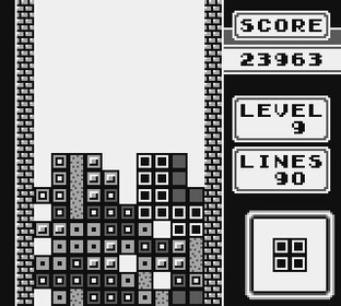 Test Tetris Gameboy - Screenshot 21