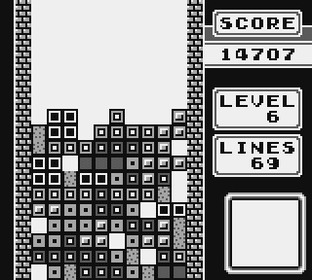 Test Tetris Gameboy - Screenshot 22