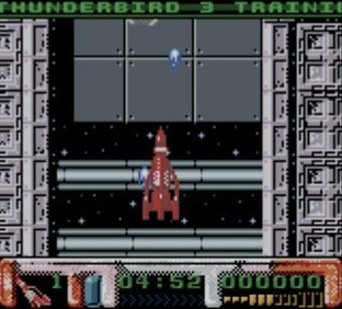 Test Thunderbirds Gameboy - Screenshot 2