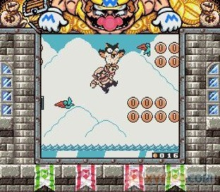 Test Warioland 2 Gameboy - Screenshot 2