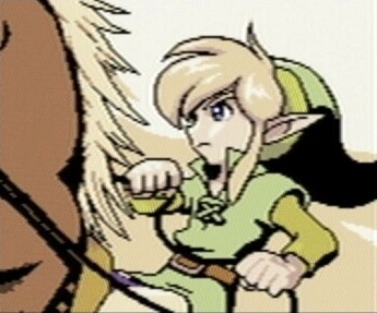 [Oldies] The Legend of Zelda: Oracle of Seasons - The Legend of Zelda: Oracle of Ages Zelagb018