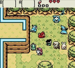 [Oldies] The Legend of Zelda: Oracle of Seasons - The Legend of Zelda: Oracle of Ages Zelagb021