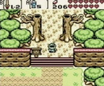 [Oldies] The Legend of Zelda: Oracle of Seasons - The Legend of Zelda: Oracle of Ages Zelsgb026