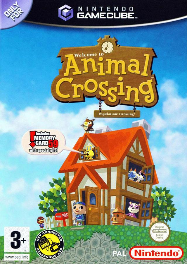 Animal Crossing Ancrgc0f