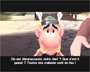Test Asterix & Obelix XXL Gamecube - Screenshot 2