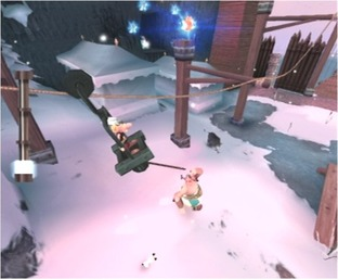 Test Asterix & Obelix XXL Gamecube - Screenshot 3