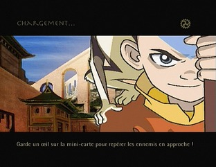Test Avatar : Le Dernier Maitre De L'Air Gamecube - Screenshot 17