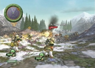 Test Battalion Wars Gamecube - Screenshot 57