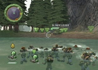 Test Battalion Wars Gamecube - Screenshot 58