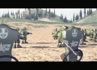 Test Battalion Wars Gamecube - Screenshot 59
