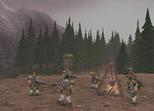 Test Battalion Wars Gamecube - Screenshot 62