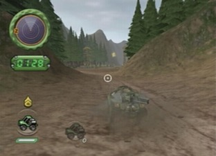 Test Battalion Wars Gamecube - Screenshot 64