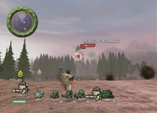 Test Battalion Wars Gamecube - Screenshot 65