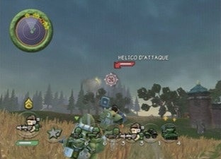 Test Battalion Wars Gamecube - Screenshot 67