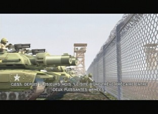 Test Battalion Wars Gamecube - Screenshot 68