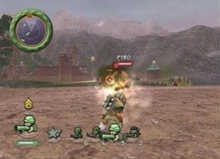 Test Battalion Wars Gamecube - Screenshot 69