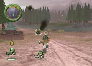 Test Battalion Wars Gamecube - Screenshot 70
