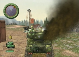 Test Battalion Wars Gamecube - Screenshot 71