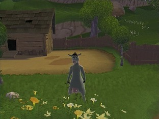Test La Ferme En Folie Gamecube - Screenshot 4