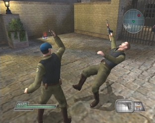 Test James Bond 007 : Bons Baisers De Russie Gamecube - Screenshot 37
