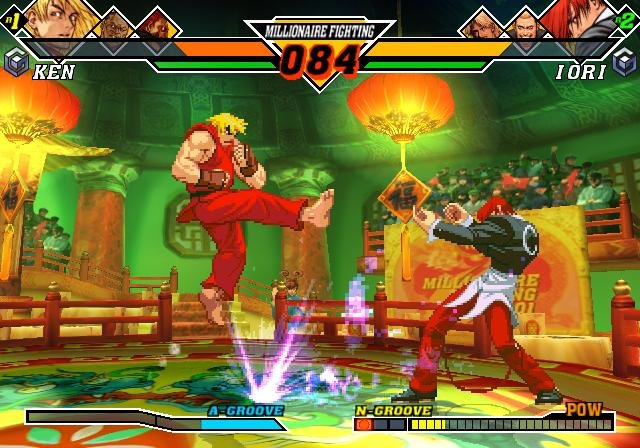 Capcom vs. SNK 2 EO : Millionaire Fighting 2001