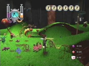 Test Charlie Et La Chocolaterie Gamecube - Screenshot 1
