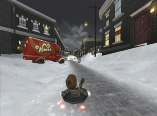 Test Charlie Et La Chocolaterie Gamecube - Screenshot 6