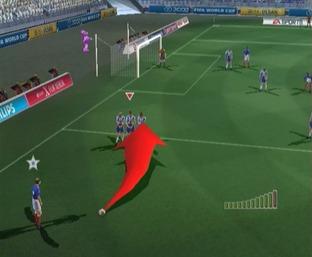 Test du jeu coupe du monde fifa 2002 sur ngc - Coupe du monde de foot 2002 ...