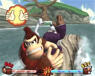 Test Donkey Kong Jungle Beat Gamecube - Screenshot 79