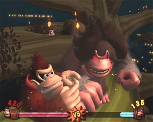 Test Donkey Kong Jungle Beat Gamecube - Screenshot 83