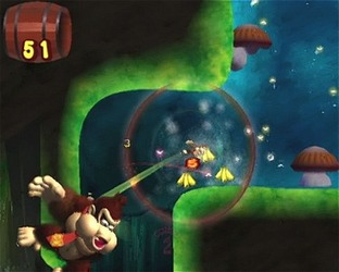 Test Donkey Kong Jungle Beat Gamecube - Screenshot 86