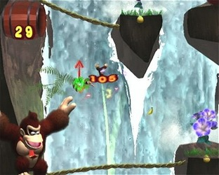 Test Donkey Kong Jungle Beat Gamecube - Screenshot 90